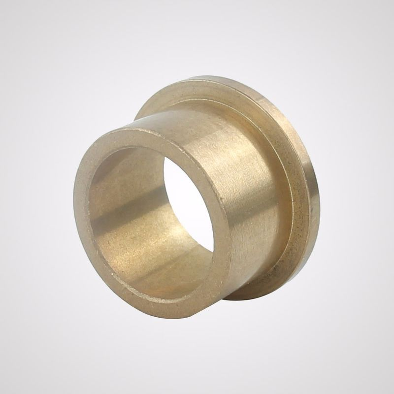 Good Abrasion Resistant Self Lubricating Bronze Bearings Sintered Bronze Bush
