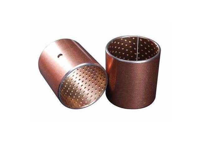 Self Lube DX Bearing Bushes For Metallurgical Machine And Mining Machine