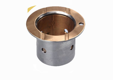 JF-MP Double Metal Rolling Bearing , Flanged Plain Bearing Good Fatigue Properties